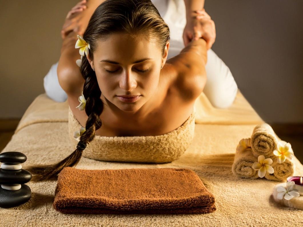 Teoria del massaggio Thai