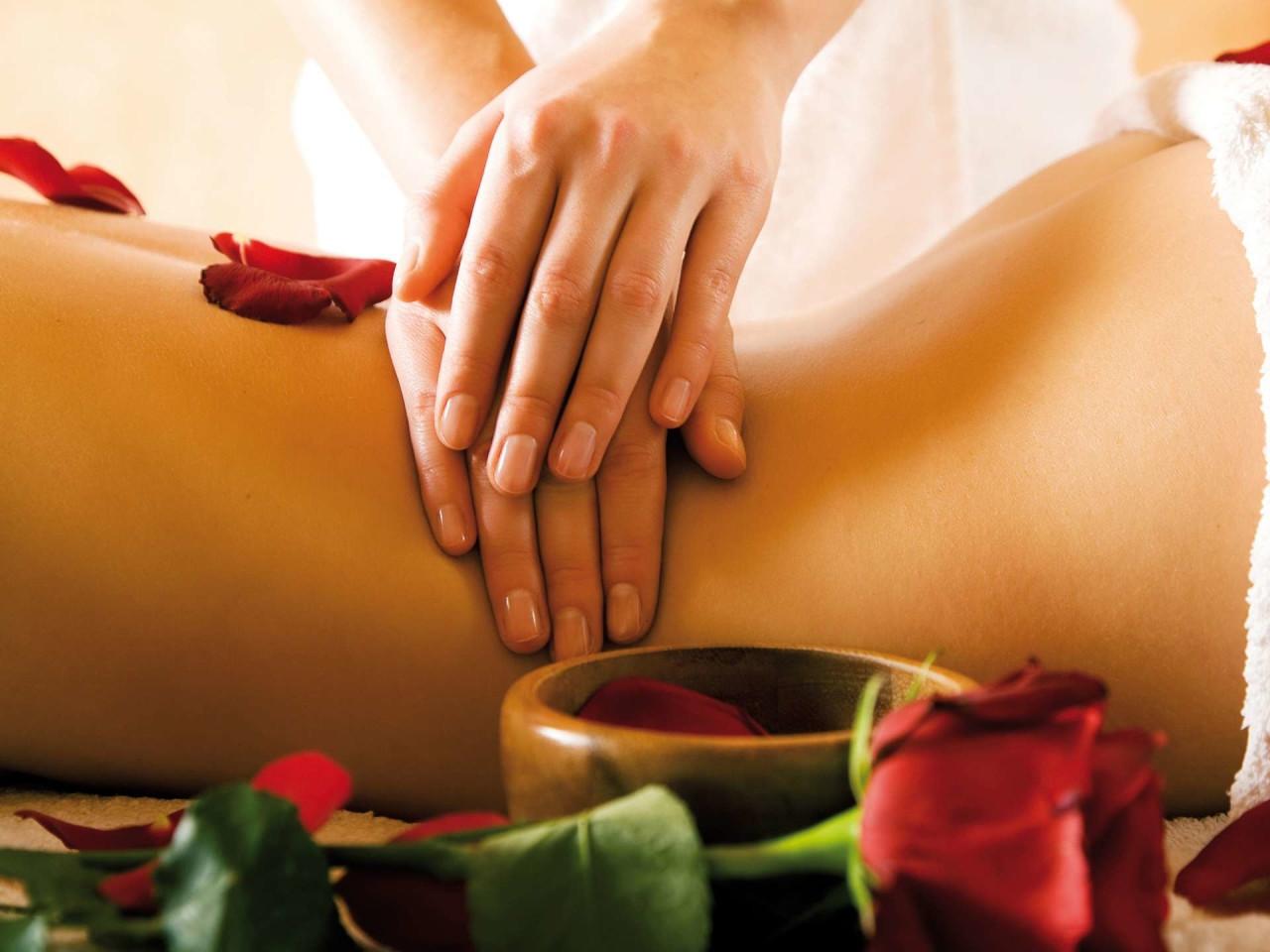 Lo stress e il massaggio thai