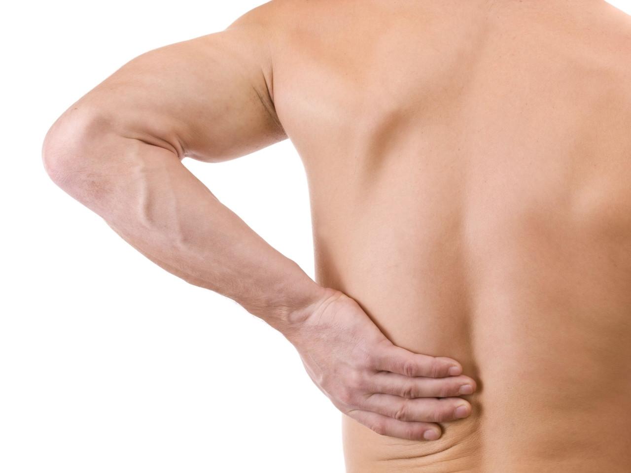 Alleviare i dolori della sciatica